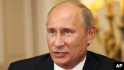ولادیمیر پوتین، رییس جمهوری روسیه