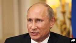 ປະທານາທິບໍດີ ຣັດເຊຍ ທ່ານ Vladimir Putin