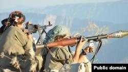 Abarwanyi b'umurwi w'abakurde wa PKK