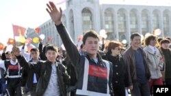 Qırğızıstanda prezident seçkilərinin nəticələri elan edildi