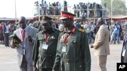 انتخاب معاون رئیس جمهور موقت سودان جنوبی