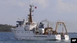 Ο Στήβεν Γκρoβς για την ένταση στις σχέσεις Τουρκίας-Κύπρου