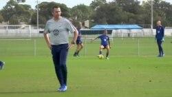 Еден ден со селекторот Влатко Андоновски: Како е да се води репрезентацијата на САД во женски фудбал