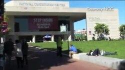 جان کری در حمایت از توافق اتمی در فیلادلفیا سخنرانی می کند
