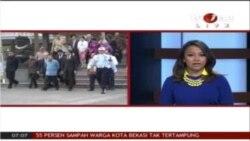 Kunjungan Presiden RI di AS: Pertemuan dengan Presiden Obama (1)