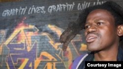 South Africa Graffiti Outlaw Sandile Radebe Now a Top Artist
