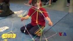 图书馆别出心裁激发儿童创造力