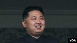 Kim Jong Un, jenderal bintang empat dan anak bungsu penguasa Kim Jong Il, diperkirakan akan menjadi pengganti ayahnya.