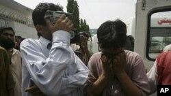 هدف قرار دادن افراد مسلح غیرمسئوول در شهر کراچی