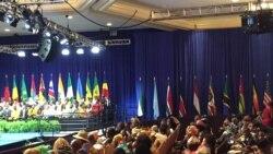 Jovens líderes mudam vidas nos seus países de origem