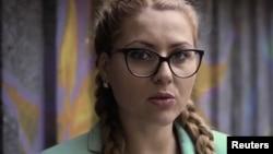 «ویکتوریا مارینووا» در هفته های اخیر در برنامه های خبری خود به مبارزه با فساد پرداخته بود.