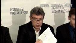 Немцов: «Зимние олимпийские игры в субтропиках: коррупция и злоупотребления»