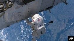AMS poursuit sa collecte de données depuis la Station spatiale internationale, en orbite autour de la Terre