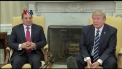 Trump Ubah Haluan AS Terhadap Mesir