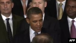 ԱՄՆ-ի նախագահը խոստանում է զարկ տալ աշխատատեղերի ստեղծմանը երկրի տարածքում