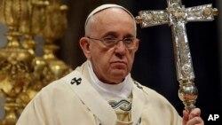 Paus Fransiskus berencana untuk mengunjungi Kuba bulan September mendatang (foto: dok).