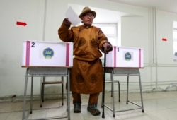 Building Democracy In Mongolia