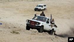 Guerre au Nord-Mali
