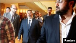 Pobednik na predsedničkim izborima u Egiptu Muhamed Morsi
