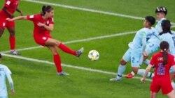 نگاهی کوتاه به فوتبال زنان ایالات متحده امریکا