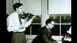 曾经失窃的著名小提琴再次华丽奏响
