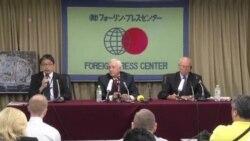 日本試圖消除公眾對福島核電站的擔憂