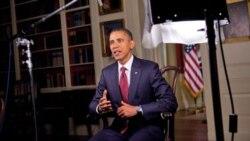 اوباما در مورد لغو قانون «اتحاد شهروندان» در ديوان عالی سخن می گويد