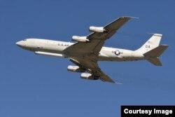 미 공군 소속 E-8C '조인트 스타스(Joint STARS)' 정찰기