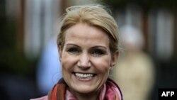 Lãnh đạo đảng Dân chủ Xã hội của Đan Mạnh Helle Thorning-Schmidt