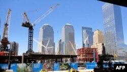 Các tòa cao ốc mới đang vươn lên trở lại nơi đã từng bị khủng bố phá hoại 10 năm trước đây