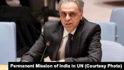 سید اکبرالدین نمایندۀ دایمی هند در سازمان ملل متحد