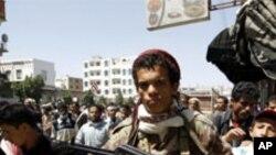 شعله ور شدن درگیری ها در پایتخت یمن