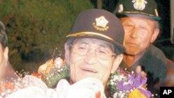 2004년 북한을 탈출한 국군포로 전용일씨(자료사진)
