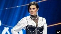 Співачка MARUV (Анна Корсун) перемогла в українському відборі Євробачення, але відмовилася підписувати контракт з умовами участі в міжнародному фіналі