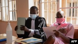 Rusesabagina a nié être impliqué dans les crimes de l'organisation qu'il a créée