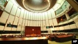 香港立法會終止拉布為政府議案護航(資料照)