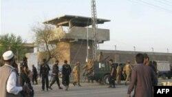 Тюрьма в городе Банну, Паскистан