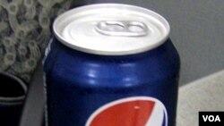 Pepsi termasuk salah satu perusahaan yang menikmati keuntungan masih bisa berbisnis dengan Iran.