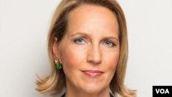 Anet Hojzer, direktorka Fondacije Bertelsman u Vašingtonu