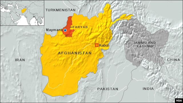 Faryab province, Afghanistan
