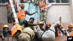 پانچ سال قبل کلکتہ کے اسپتال میں آتشزدگی سے درجنوں افراد ہلاک ہو گئے تھے۔