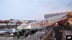 客機失事地點
