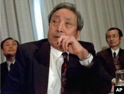 """刘宾雁1997年在""""大赦国际""""组织谈中国人权"""