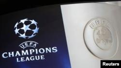 Logo Liga Champions UEFA (foto:dok).