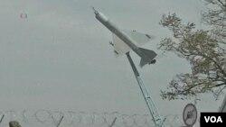 La instalación para el sistema de misiles de defensa en tierra se encuentra en una antigua base aérea cerca de la aldea Deveselu, a 180 kilómetros al este de Bucarest, la capital de Rumania.