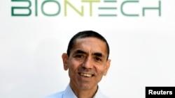 BioNTech CEO'su Uğur Şahin