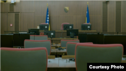 Sudnica Suda BiH (Izvor: BIRN BiH)