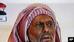 TV에 모습을 나타낸 살레 대통령