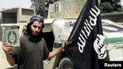 Le jihadiste belge Abdelhamid Abaaoud, instigateur présumé des attentats de Paris