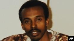 Family photo of Mahamud Said Omar
